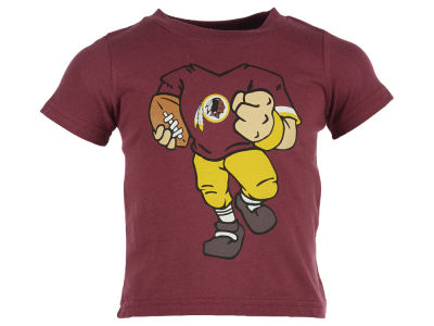 Washington Redskins NFL Toddler Football Dreams T-Shirt