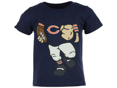 Chicago Bears Outerstuff NFL Toddler Headless T-Shirt