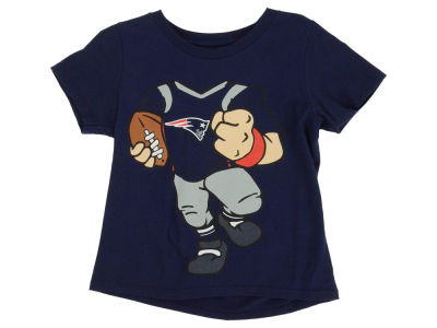 New England Patriots Outerstuff NFL Toddler Headless T-Shirt