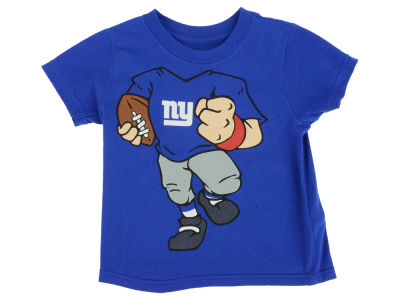 New York Giants NFL Toddler Football Dreams T-Shirt