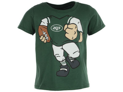 New York Jets NFL Toddler Football Dreams T-Shirt