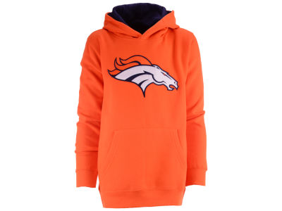 Denver Broncos NFL Youth Sportsman Pullover Hoodie