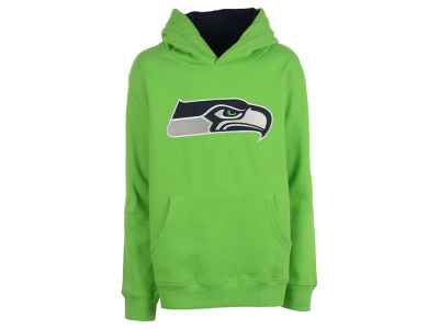 Seattle Seahawks Outerstuff NFL Youth Sportsman Hoodie