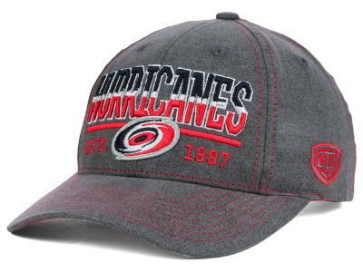 Carolina Hurricanes Old Time Hockey NHL Jenkins Snapback Hat