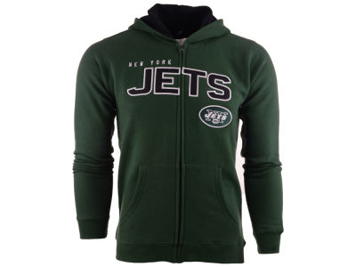 New York Jets NFL Youth Stated Full Zip Hoodie