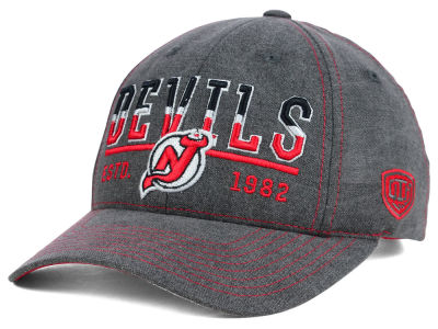New Jersey Devils Old Time Hockey NHL Jenkins Snapback Hat