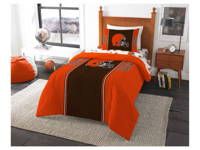 Cleveland Browns Twin Bed in Bag