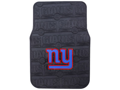 New York Giants Car Mats Set/2