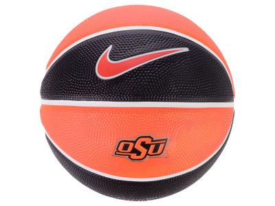Oklahoma State Cowboys Nike NCAA Mini Rubber Basketball