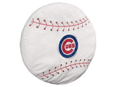 Chicago Cubs Baseball Pillow