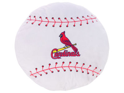 St. Louis Cardinals Baseball Pillow