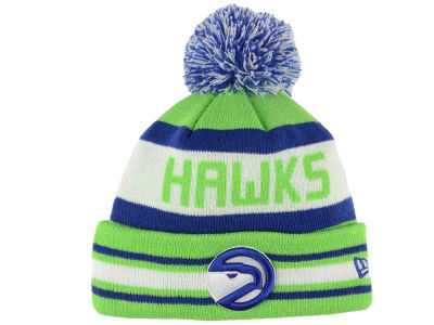 Atlanta Hawks New Era NBA HWC Youth Fashion Jacob Knit