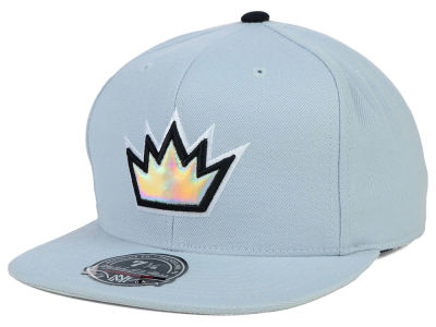 Sacramento Kings Mitchell and Ness NBA The Foils Fitted Cap