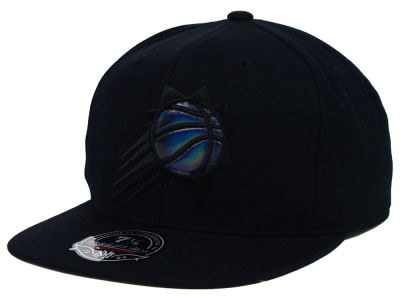 Phoenix Suns Mitchell and Ness NBA The Foils Fitted Cap