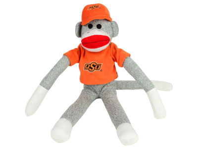 Oklahoma State Cowboys Sock Monkey