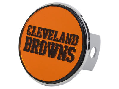 Cleveland Browns Laser Hitch Cover