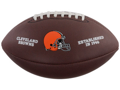 Cleveland Browns NFL Composite Football