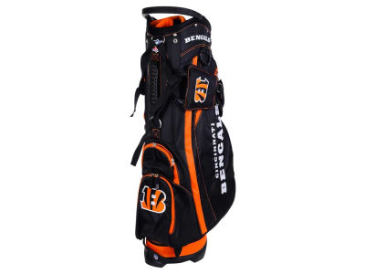 Cincinnati Bengals Medalist Cart Bag