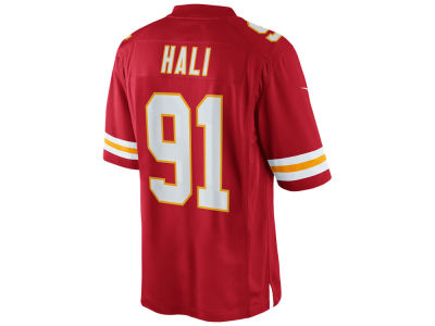 Kansas City Chiefs Tamba Hali Nike NFL Men's Limited Jersey