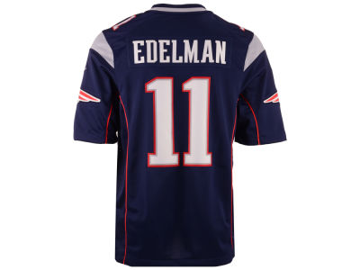 New England Patriots Julian Edelman Nike NFL Men's Limited Jersey