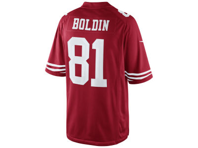 San Francisco 49ers Anquan Boldin Nike NFL Men's Limited Jersey