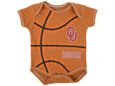 Oklahoma Sooners NCAA Newborn MVP Basketball Creeper