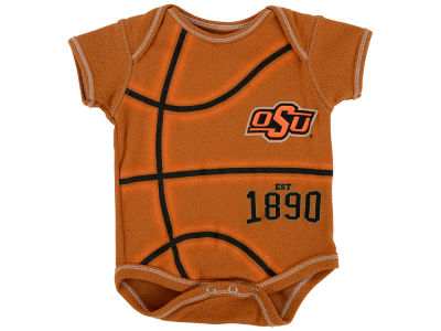 Oklahoma State Cowboys NCAA Infant MVP Basketball Onesie