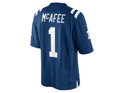 Indianapolis Colts Pat McAfee Nike NFL Men's Limited Jersey