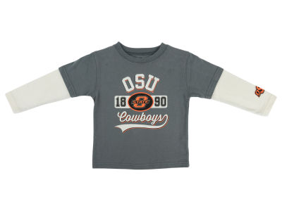 Oklahoma State Cowboys NCAA Toddler Layer T-Shirt