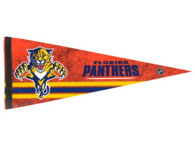 Florida Panthers 12x30 Premium Pennant