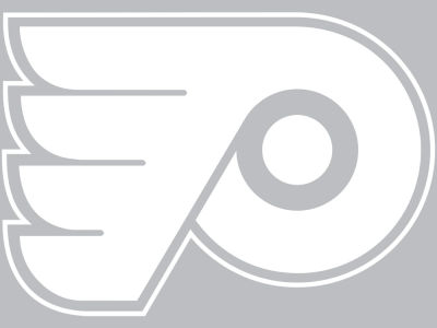 "Philadelphia Flyers Die Cut Decal 8""x8"""