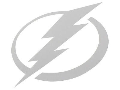 "Tampa Bay Lightning Die Cut Decal 8""x8"""