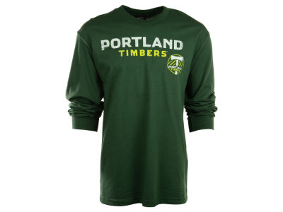 Portland Timbers MLS Men's Playbook Long Sleeve T-Shirt