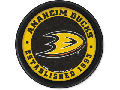 Anaheim Ducks Flat Team Puck