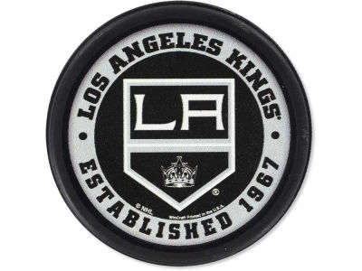 Los Angeles Kings Flat Team Puck