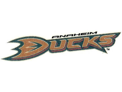 Anaheim Ducks Tattoo 4-pack