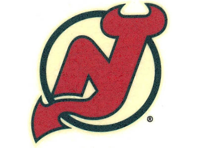 New Jersey Devils Tattoo 4-pack