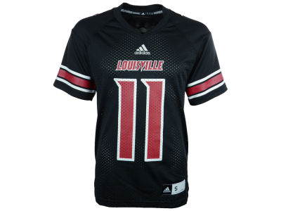 Louisville Cardinals adidas NCAA Mens Football Replica Jersey