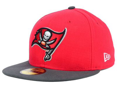Tampa Bay Buccaneers New Era NFL 2012 Kids On Field 59FIFTY Cap