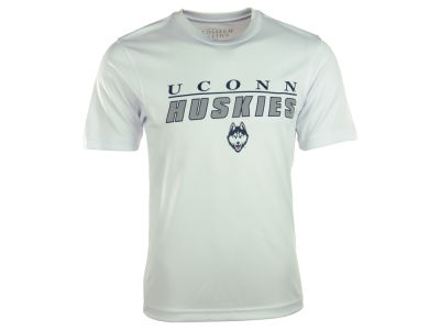 Connecticut Huskies NCAA Team Line Poly T-Shirt
