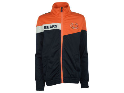 Chicago Bears NFL Youth Deflect Track Jacket