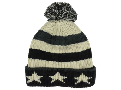 LIDS Private Label PL Stars and Stripes Cuffed Pom Knit