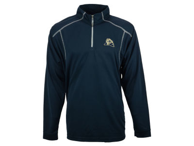 Pittsburgh Panthers NCAA Poly Mesh 1/4 Zip Up Pullover Shirt