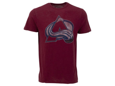 Colorado Avalanche '47 NHL Logo Scrum T-Shirt