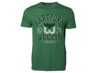 Hartford Whalers '47 NHL Men's Vintage Established Scrum T-Shirt