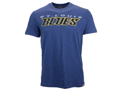 St. Louis Blues '47 NHL Wordmark Scrum T-Shirt