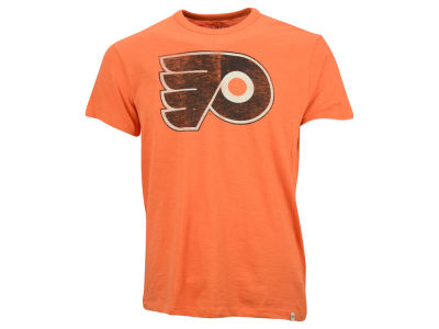 Philadelphia Flyers '47 NHL Logo Scrum T-Shirt