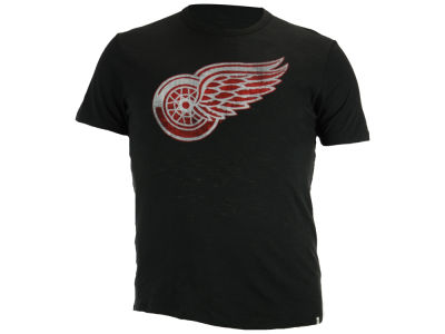 Detroit Red Wings '47 NHL Logo Scrum T-Shirt