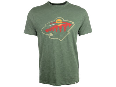 Minnesota Wild '47 NHL Men's Logo Scrum T-Shirt