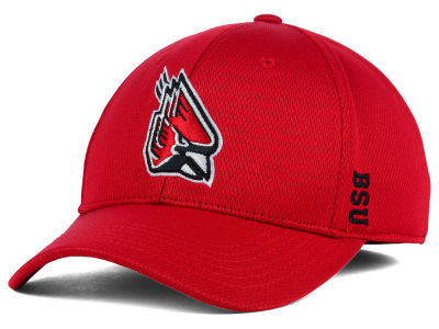 Ball State Cardinals Top of the World NCAA Booster Cap